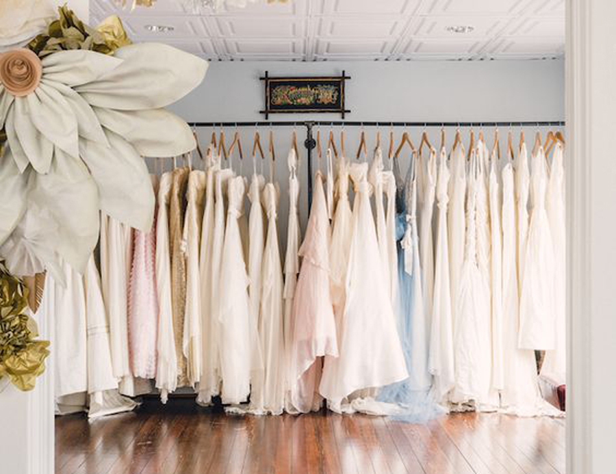 wedding dress store